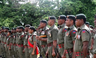 RFMF Territorial Force Intake 1/2018 Interview