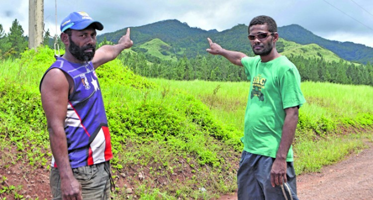 Dogoru Village duo tell of obstacles during search