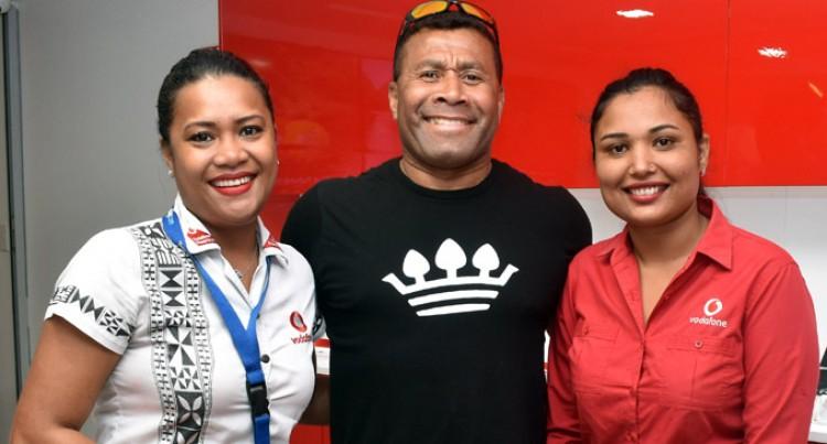 Maestro Backs Fiji