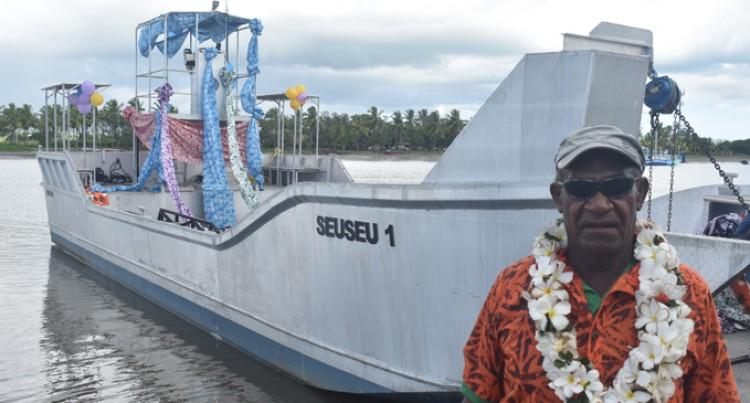 Seuseu I, Captain Of Barge Share Same Name