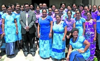 SVC Marks International Women's Day