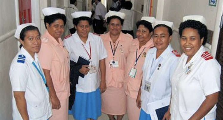 Much is  expected from our  new batch  of nurses