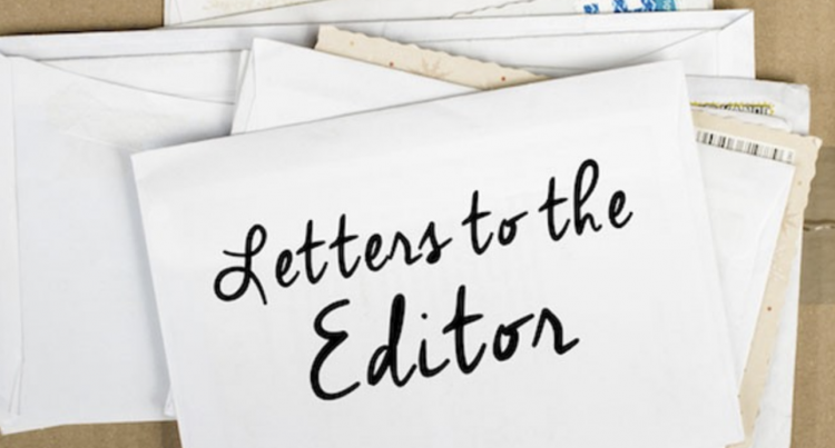 Letters to the 25th March, 2018