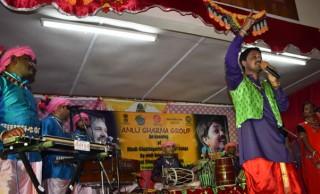 Singers From Chhattisgarh In India Entertain Seaqaqa Community