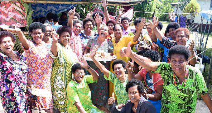 Traditional Leadership Training For Serua Women