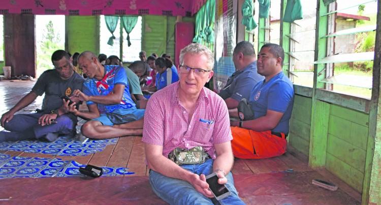 Sevusevu Presented To Seek Dogoru Villagers Help