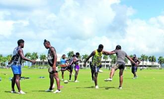 Big Test For Solomon Players: Mocelutu