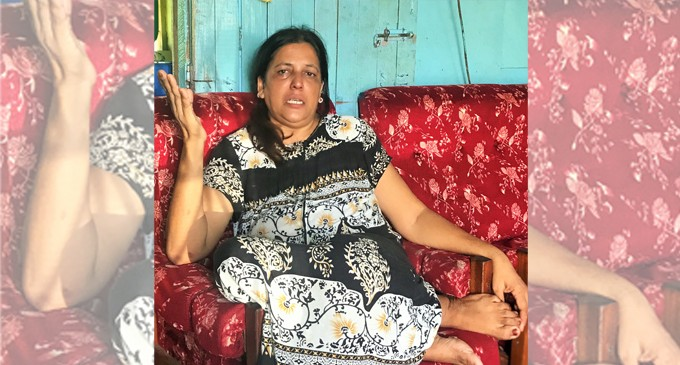 Woman Fights Killer Disease For Children
