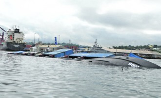 Authorities Quiet On Vessel Removal