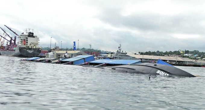 Authorities Quiet On Vessel Removal