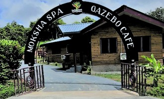 Moksha Spa and Gazebo Cafe Opens