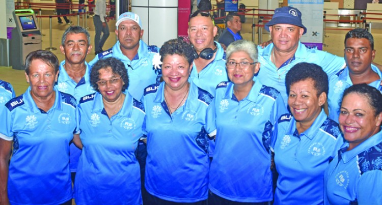 Women Bowlers Aim To Win First Medal