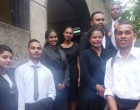 Law Students Observe Court Session