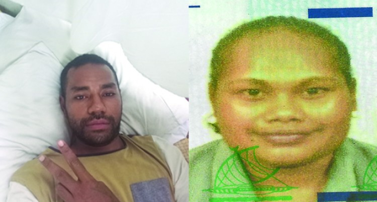 Police Seeks Help For Missing Two: Ratu Jone Navulumeau & Keasi Rokosa