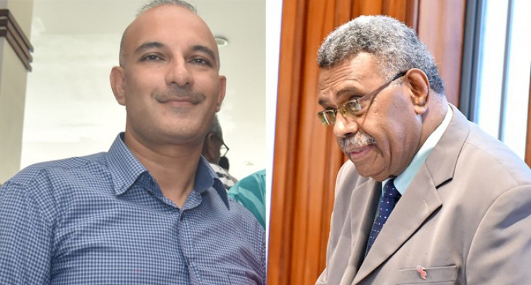 Prime Minister and Attorney General Sue FLP Parliamentary Leader and SODELP MP for Defamation