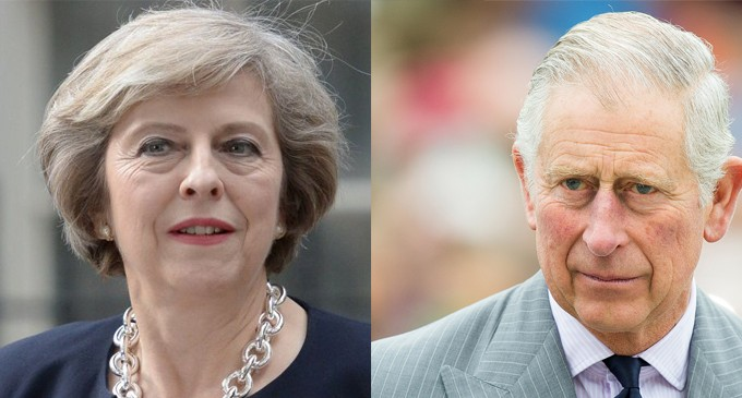 PM Bainimarama To Advance  Battle Against Climate Change In Meeting With British PM, Prince Charles