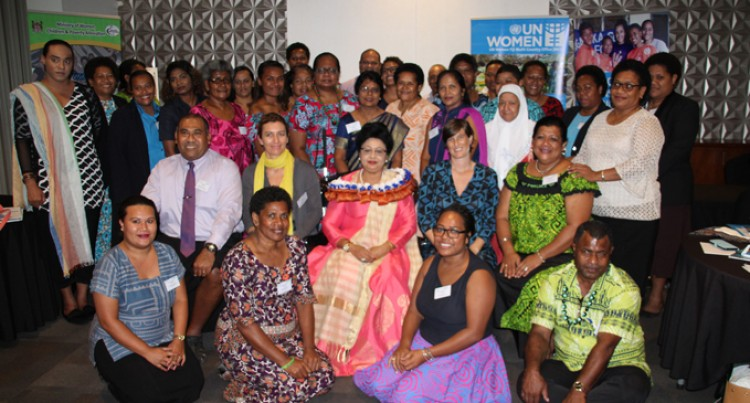 Meeting Provides Platform To Address Gender-Based Violence