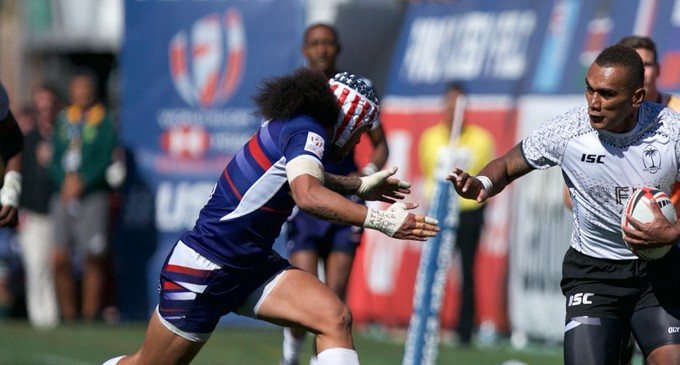 Rugby sevens: New Zealand finish fifth in Las Vegas