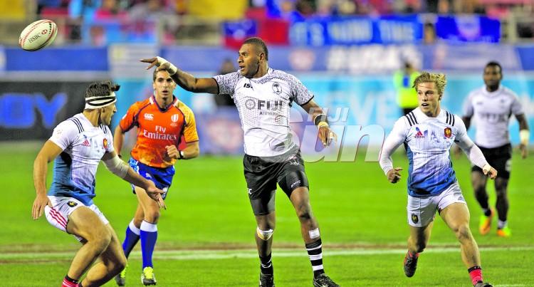 Fijians On Fire