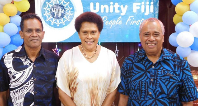 #Vote2018 – Adi Sivia Wants A 'Fiji United In Our Diversity'