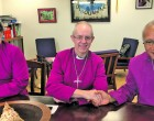 Anglican Leader Eager to Listen and Keen to Learn