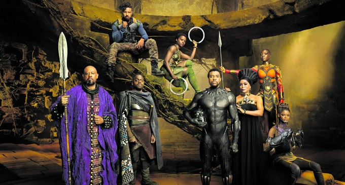 Why Every Young Leader Should Watch Black Panther
