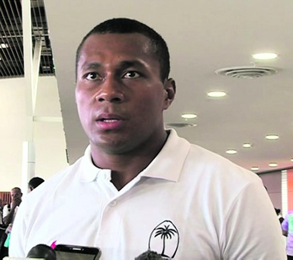 Paula Dranisinukula impressed head coach Gareth Baber