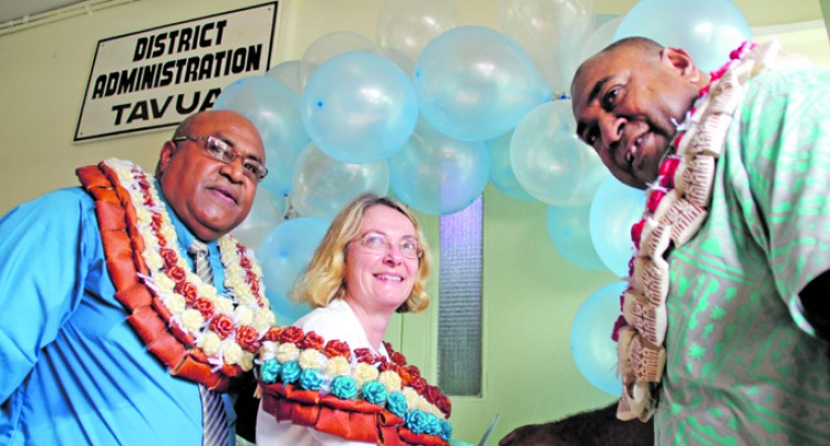 Third Emergency Operations Centre Opens in Tavua