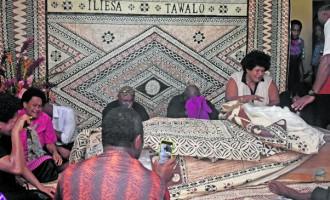 Tawalo's Mum At Peace