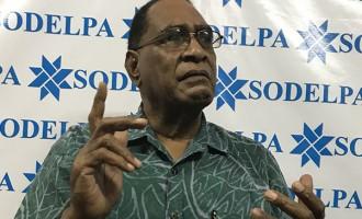 #Vote2018 – Pio's vision for a vibrant Fiji