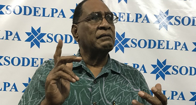 #Vote2018 – Pio's vision for a vibrant Fiji