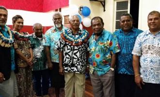 Rabuka Team Continues Aust Tour