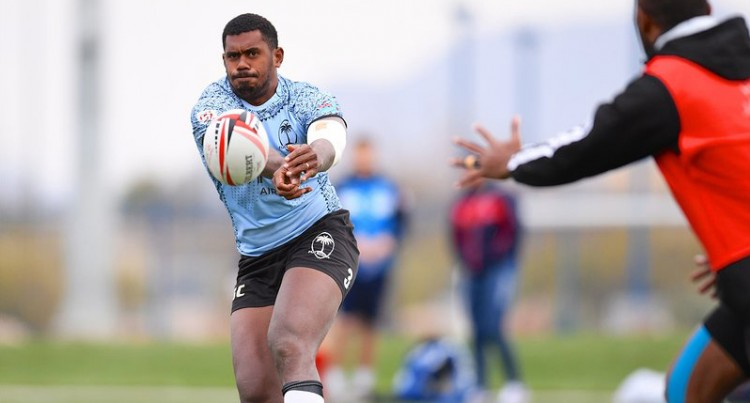 New Fijian Captain