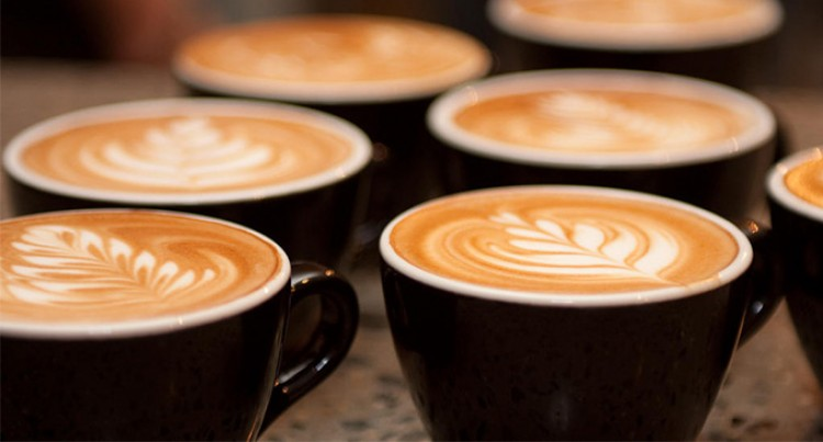 Tax debate over a  cup of coffee