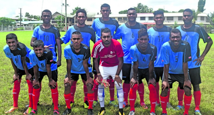 Blues FC Back On Track