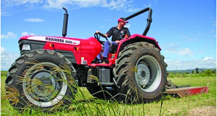 Mahindra Tractors – Get It done With Ease