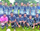 Zahid Scores Twice For Champs Ba