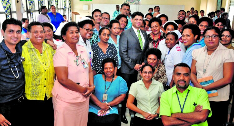 ANALYSIS: Building Partnerships For A Stronger, Healthier Fiji