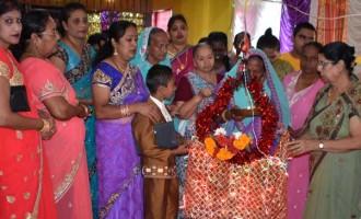 Labasa Devotees Celebrate At Ram Mandir