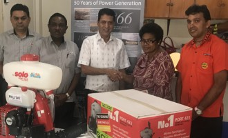 Reddy-Clyde Joins Fight  Against Dengue