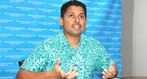 Supervisor of Elections Mohammed Saneem