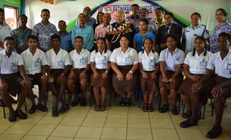 Batinikama College Takes a Stand Against Crime