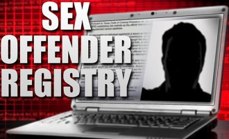 Sex Offenders To Be Registered