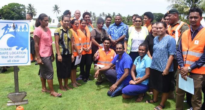 Tsunami Preparedness Vital: Seruiratu