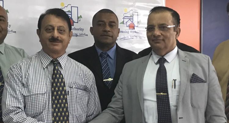 Housing Authority CEO, Dr Punit Sethi Resigns