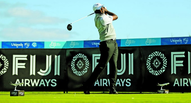 PGA Fiji International Is On Again