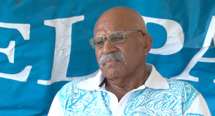 Analysis: No Major Surprises In SODELPA's Manifesto