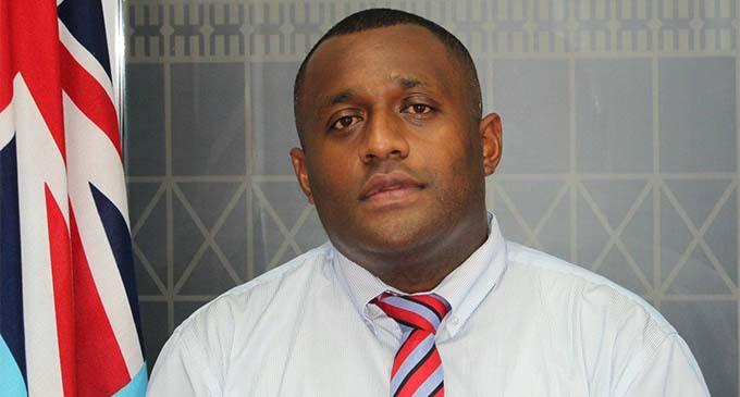 SODELPA Youth Wing president,  Jope Koroisavou