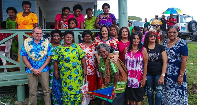 $39M For Fijian Health Sector