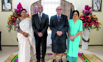 Fiji's UN Envoy Ready To Take Up New Role